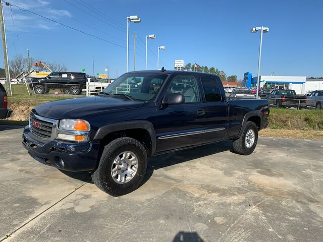 2006 GMC Sierra 1500 SL Ext. Cab 4WD Whiteville NC