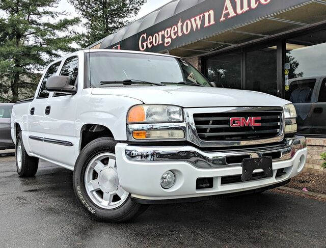 2006 GMC Sierra 1500 SLT 4x2 Payment Plans available! Georgetown KY