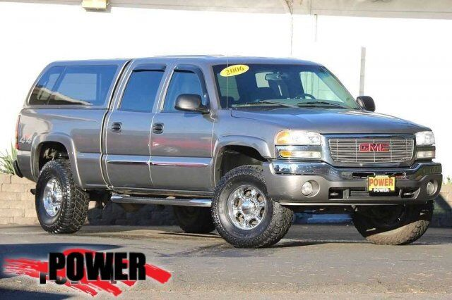 2006 GMC Sierra 1500HD SLT Corvallis OR