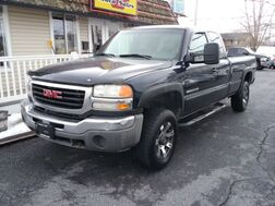 2006_GMC_Sierra 2500HD_SL Ext. Cab Long Bed 4WD_ Pocatello and Blackfoot ID
