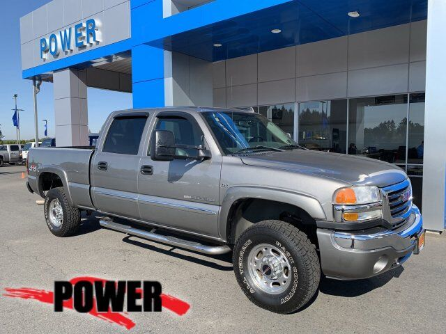 2006 GMC Sierra 2500HD SLT Corvallis OR