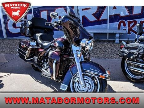 2006_HARLEY DAVIDSON_ULTRA CLASSIC ELECTRA GLIDE__ Lubbock & Wolfforth TX