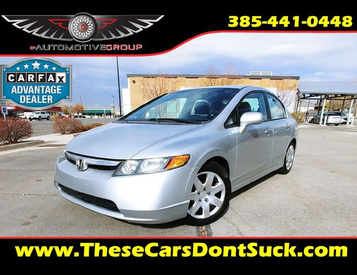 2006 HONDA CIVIC LX Sandy UT