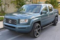 2006_HONDA_Ridgeline_RTL with MOONROOF & NAVI_ Miami FL