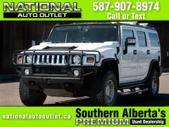 2006 HUMMER H2- HEATED LEATHER SEATS