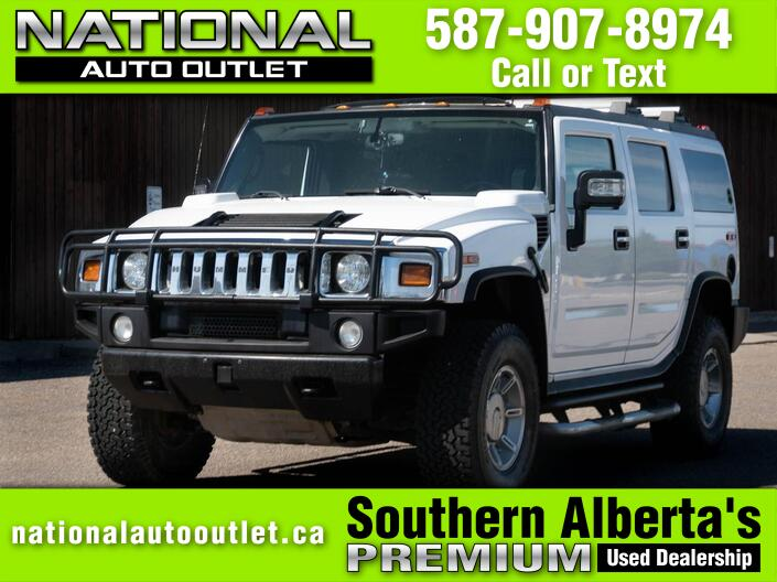 2006 HUMMER H2- HEATED LEATHER SEATS  Lethbridge AB