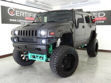 2006_HUMMER_H2_6.0L V8 4WD LONE STAR BULLETPROOF 11 LIFT UP PKG ENTERTAINMENT PKG SUNROOF_ Carrollton TX