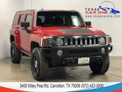 2006_HUMMER_H3_4WD AUTOMATIC TV ENTERTAINMENT SYSTEM SUNROOF ALLOY WHEELS TOWIN_ Carrollton TX
