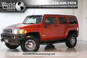 2006 HUMMER H3 SUPER CLEAN - AWD POWER HEATED LEATHER SEATS