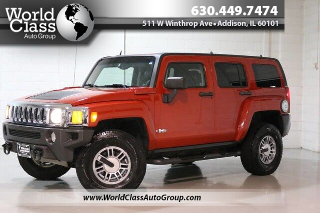2006 HUMMER H3 SUPER CLEAN - AWD POWER HEATED LEATHER SEATS Chicago IL