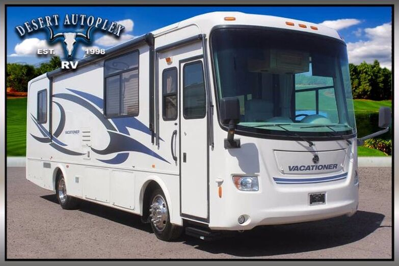 2006 Holiday Rambler Vacationer 34PBD Double Slide Class A Diesel Pusher Mesa AZ