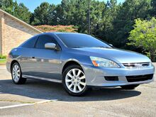 2006_Honda_Accord Cpe_EX-L V6 **LEATHER AND SUNROOF **_ Lilburn GA
