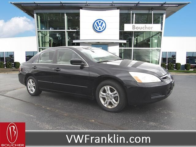 2006 Honda Accord EX-L