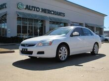 2006_Honda_Accord_EX V-6 Sedan AT w/ Nav System/ XM Radio_ Plano TX