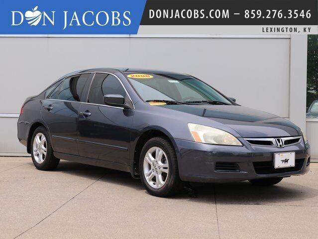 2006 Honda Accord SE Lexington KY