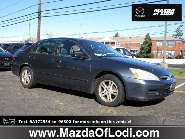 2006 Honda Accord Sdn EX-L Lodi NJ