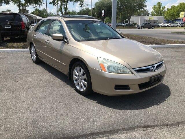 2006 Honda Accord Sdn EX-L V6 Gainesville FL