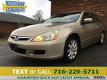 2006 Honda Accord Sdn EX-L w/Heated Leather & Moonroof