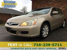 2006_Honda_Accord Sdn_EX-L w/Heated Leather & Moonroof_ Buffalo NY