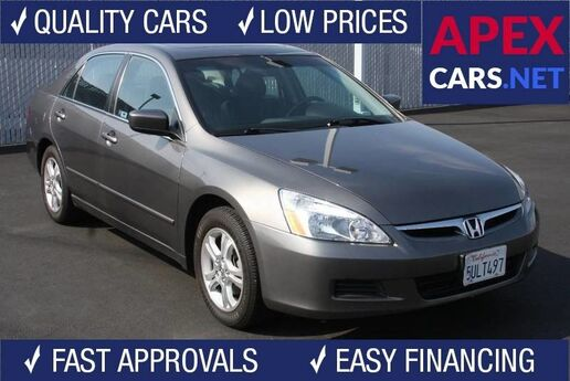2006 Honda Accord Sdn EX-L with NAVI Fremont CA
