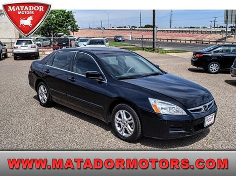 2006_Honda_Accord Sdn_LX SE_ Lubbock & Wolfforth TX