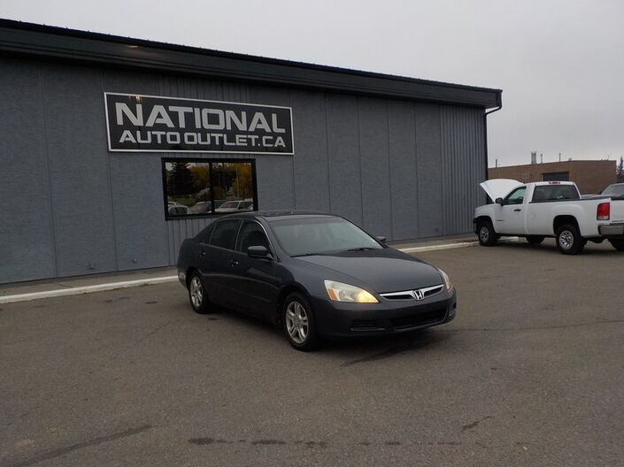 2006 Honda Accord Sdn SE Lethbridge AB