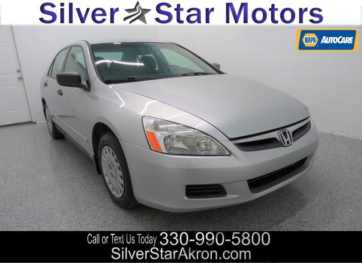 2006 Honda Accord Sdn VP Tallmadge OH