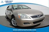 2006 Honda Accord Sedan EX-L AT PZEV