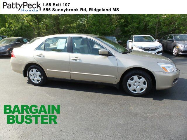 2006 Honda Accord Sedan LX FWD Jackson MS