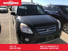 2006_Honda_CR-V_4WD SE Manual_ Winnipeg MB