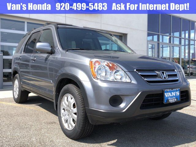 2006 Honda CR-V EX SE Green Bay WI