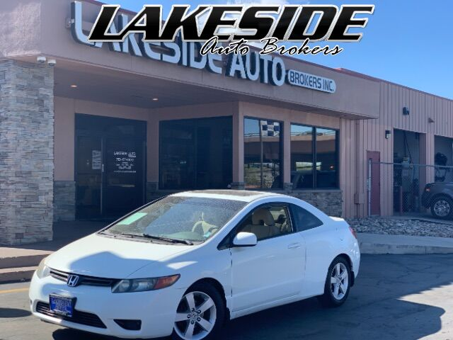 2006 Honda Civic EX Coupe AT Colorado Springs CO