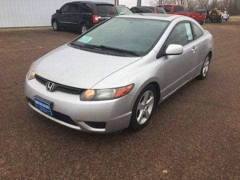 2006 Honda Civic EX Coupe AT Sioux Falls SD