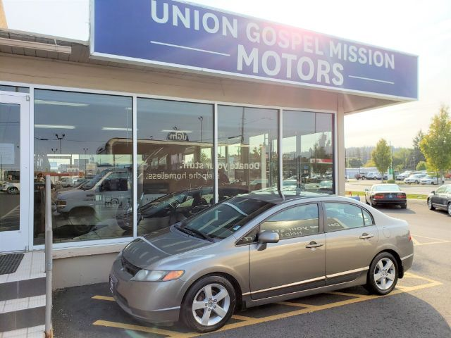 2006 Honda Civic EX Sedan AT Spokane Valley WA