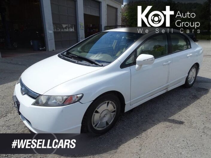 2006 Honda Civic Hybrid (PARTS ONLY!) Kelowna BC