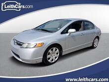 2006_Honda_Civic_LX AT_ Raleigh NC