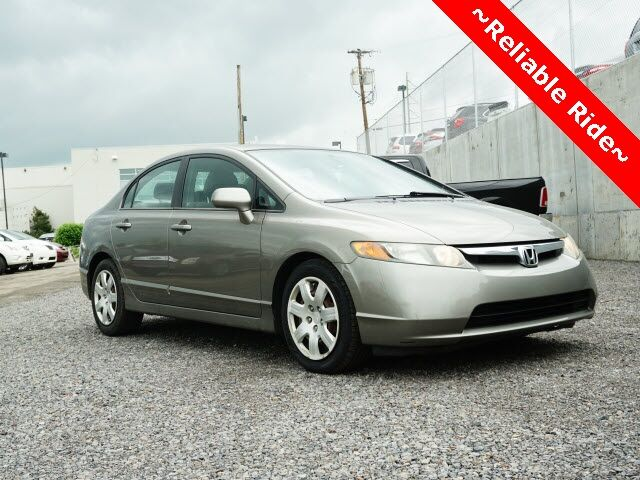 2006 Honda Civic LX Cranberry Twp PA