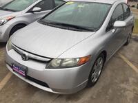 Honda Civic LX Sedan AT 2006