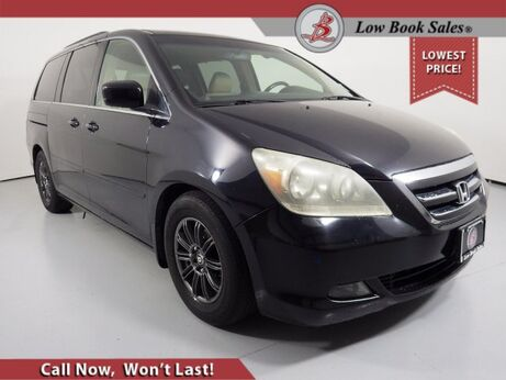 2006_Honda_ODYSSEY_TOURING_ Salt Lake City UT