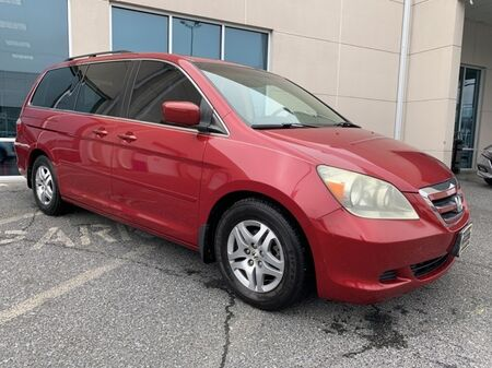 2006_Honda_Odyssey_EX-L ** W / Sunroof ** Guaranteed Financing **_ Salisbury MD