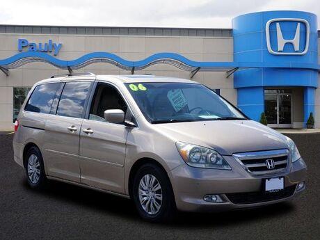 2006 Honda Odyssey TOURING Libertyville IL