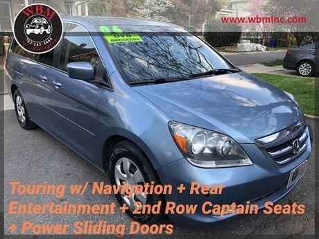 2006 Honda Odyssey Touring w/ RES & Navigation Arlington VA