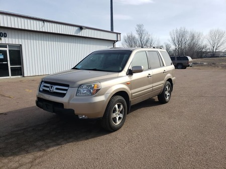 2006_Honda_Pilot_EX 4WD w/ Leather_ Sioux Falls SD