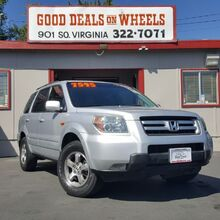 2006_Honda_Pilot_EX 4WD w/Leather and Navigation_ Reno NV