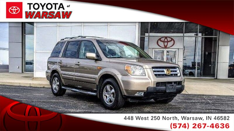 2006 Honda Pilot EX-L with NAVI Warsaw IN