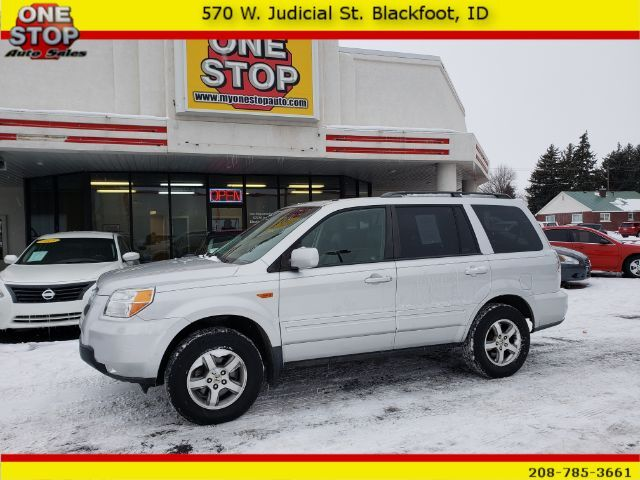 2006 Honda Pilot EX w/ Leather and DVD Pocatello and Blackfoot ID
