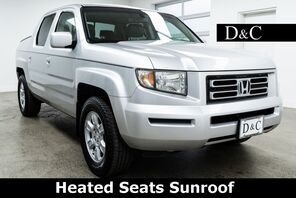 2006_Honda_Ridgeline_RTL Heated Seats Sunroof_ Portland OR