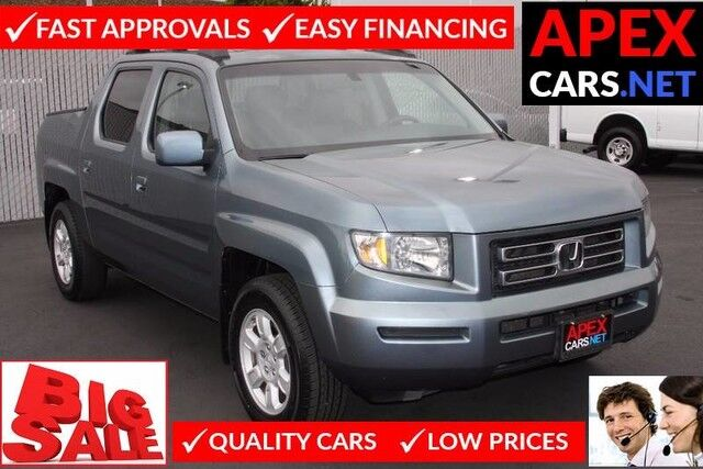 2006 Honda Ridgeline RTL with MOONROOF Fremont CA