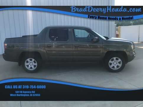 2006_Honda_Ridgeline_RTS_ West Burlington IA