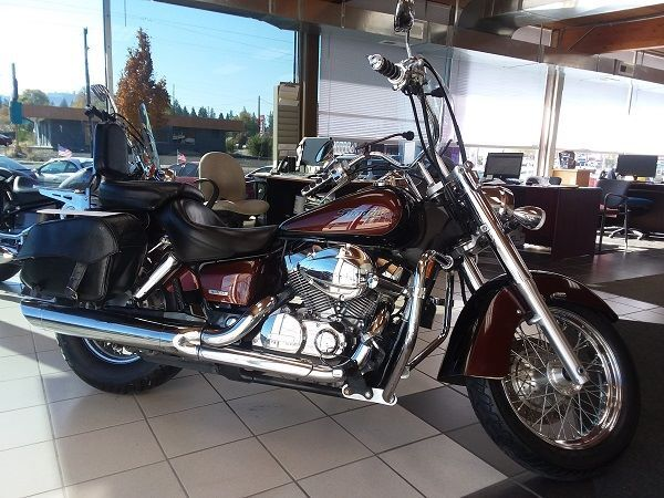 2006 Honda Shadow 750 VT750CA Aero Spokane Valley WA